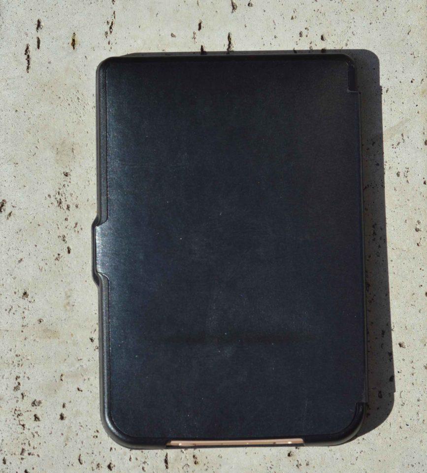 etui czarne do czytników PocketBook dla modeli PocketBook 615 Basic Lux, PocketBook Basic 3, PocketBook Basic Touch oraz PocketBook 626(2) Touch Lux 3