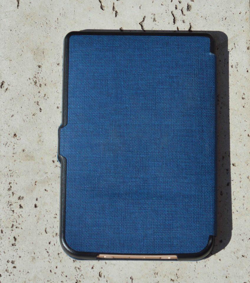 Wytrzymałe etui Shell PocketBook do modeli: PocketBook 615 Basic Lux, PocketBook Basic 3, PocketBook Basic Touch oraz PocketBook 626(2) Touch Lux 3.