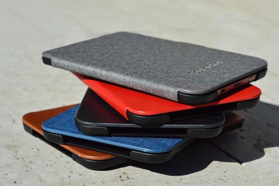etui shell różne kolory do modeli PocketBook 615 Basic Lux, PocketBook Basic 3, PocketBook Basic Touch oraz PocketBook 626(2) Touch Lux 3.