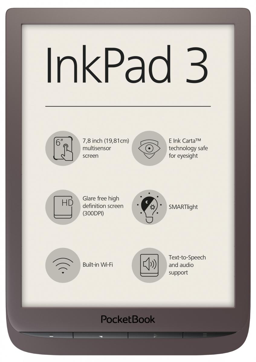 Czytnik PocketBook InkPad 3