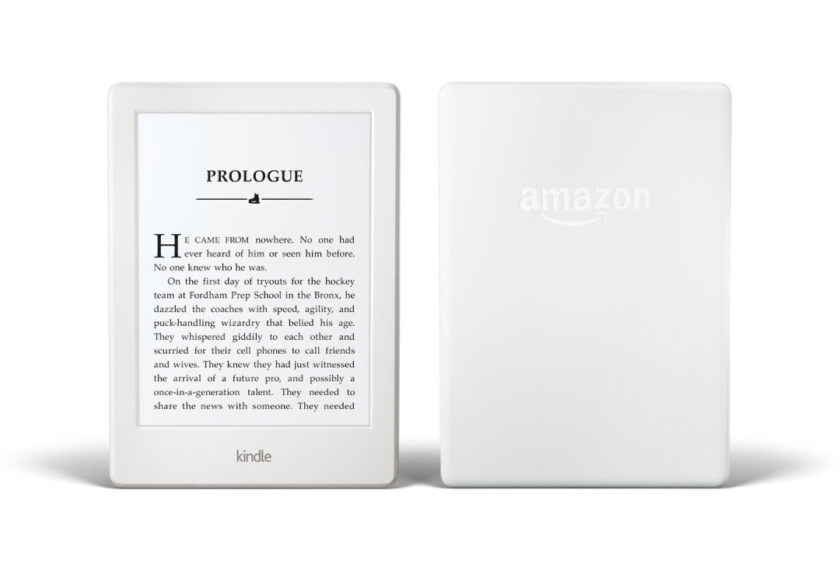 kindle 8 czytnik ebooków