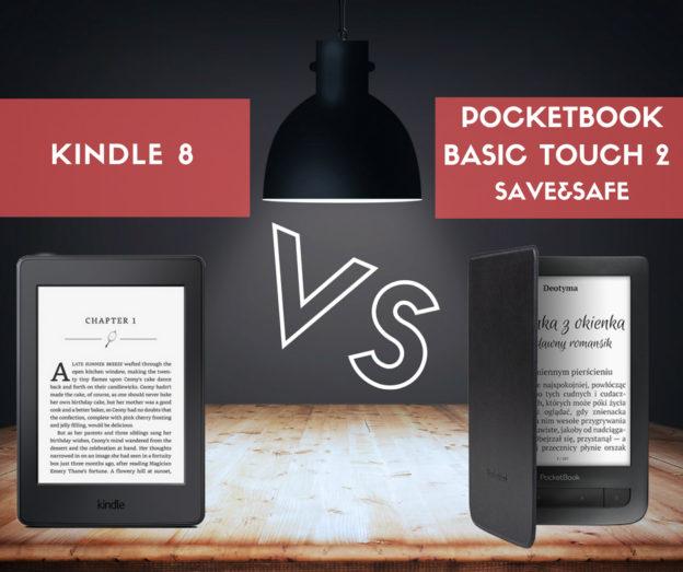 kindle 8 czy pocketbook 625 save&safe