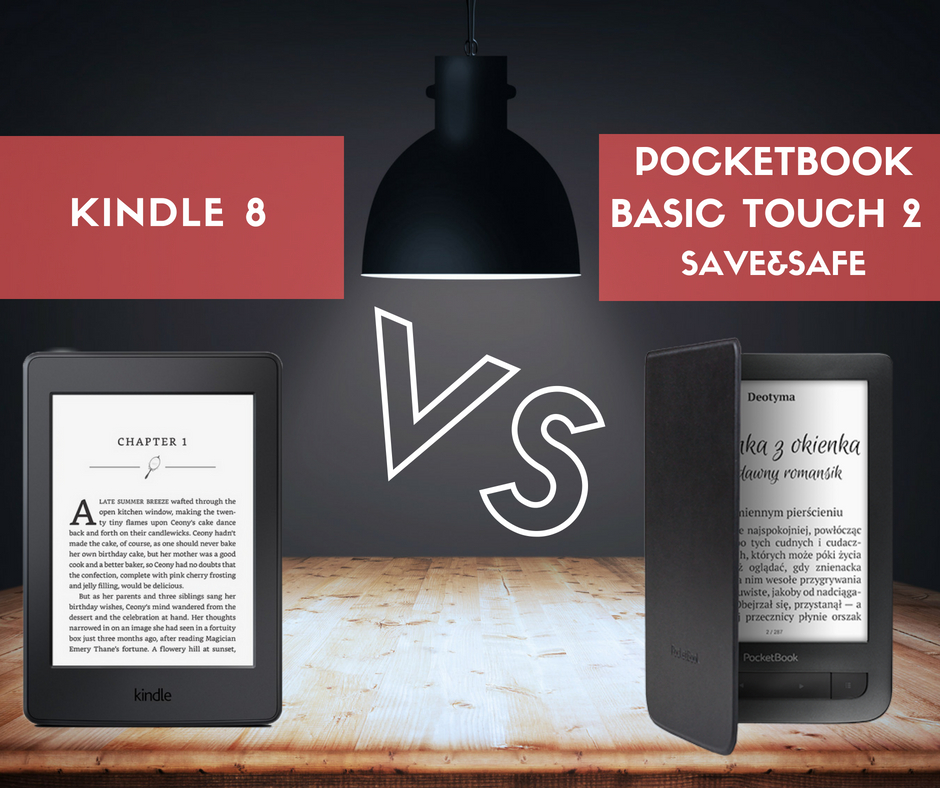 kindle 8 czy pocketbook 625 save&safe