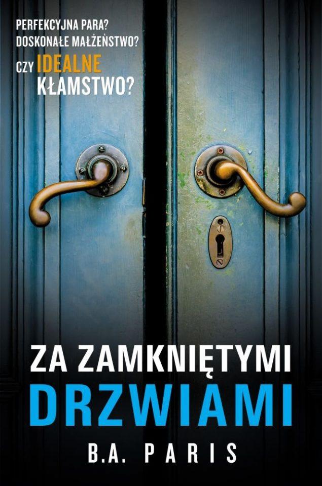 Za zamkniętymi drzwiami ebook ksiągarnia czytio