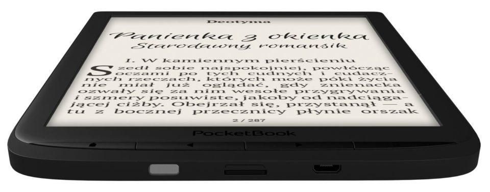 pocketbook inkpad 3 czarny