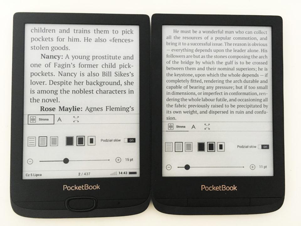 pb touch lux 4 basic lux 2 czytanie