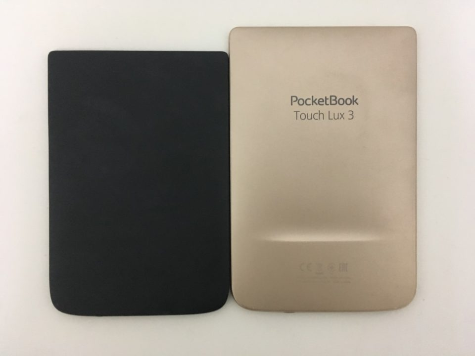 pocketbook touch lux 3 touch lux 4 tył