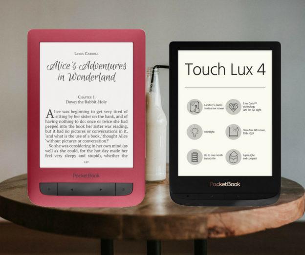 czytniki pocketbook touch lux 3 touch lux 4
