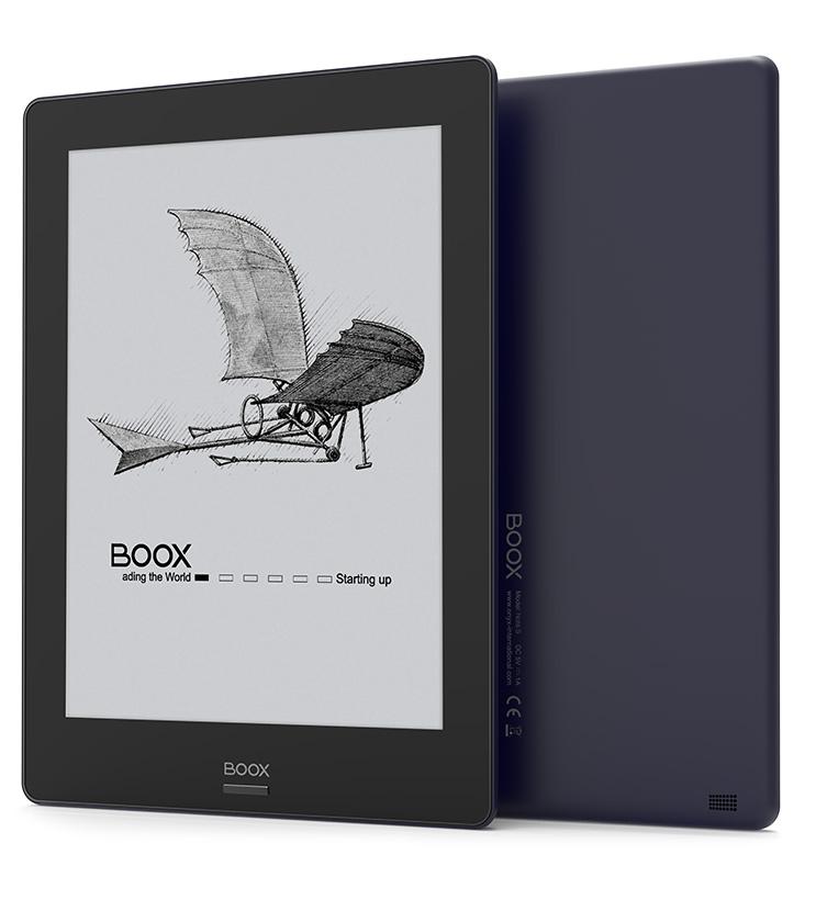 Onyx Boox Note S czytnik z rysikiem WACOM do plików PDF
