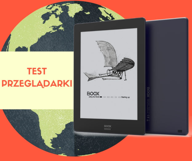 test przeglądarki onyx boox note s