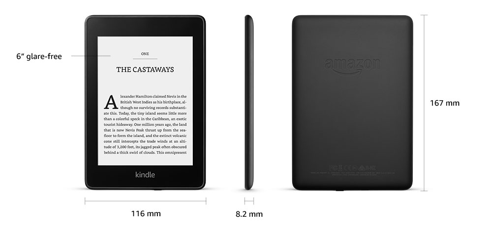 nowy kindle paperwhite 4
