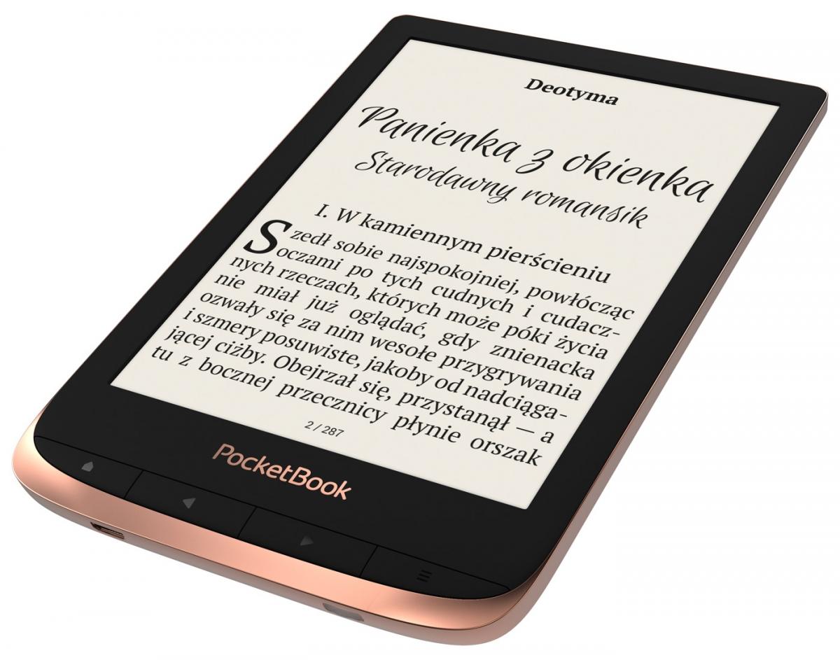 czytnik PocketBook Touch HD 3 wodoszczelny
