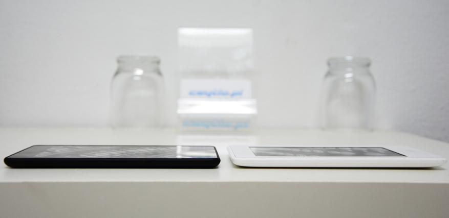 Kindle Paperwhite 3 Kindle Paperwite 4 porównanie czytników ebooków