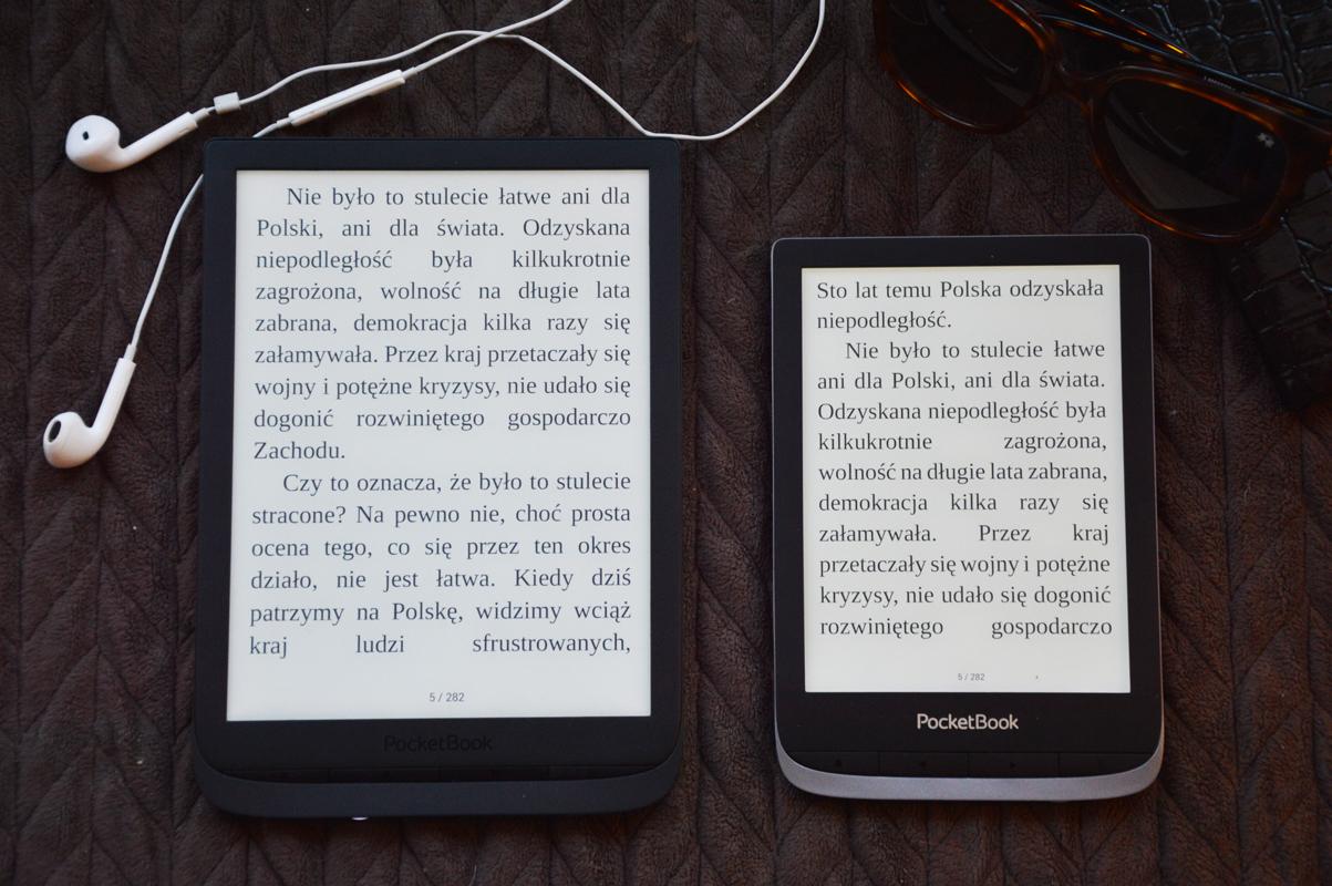pocketbook inkpad 3 touch hd 3 czytanie
