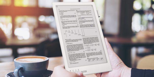 Onyx Boox Max 2 pro doskonały do pdf.