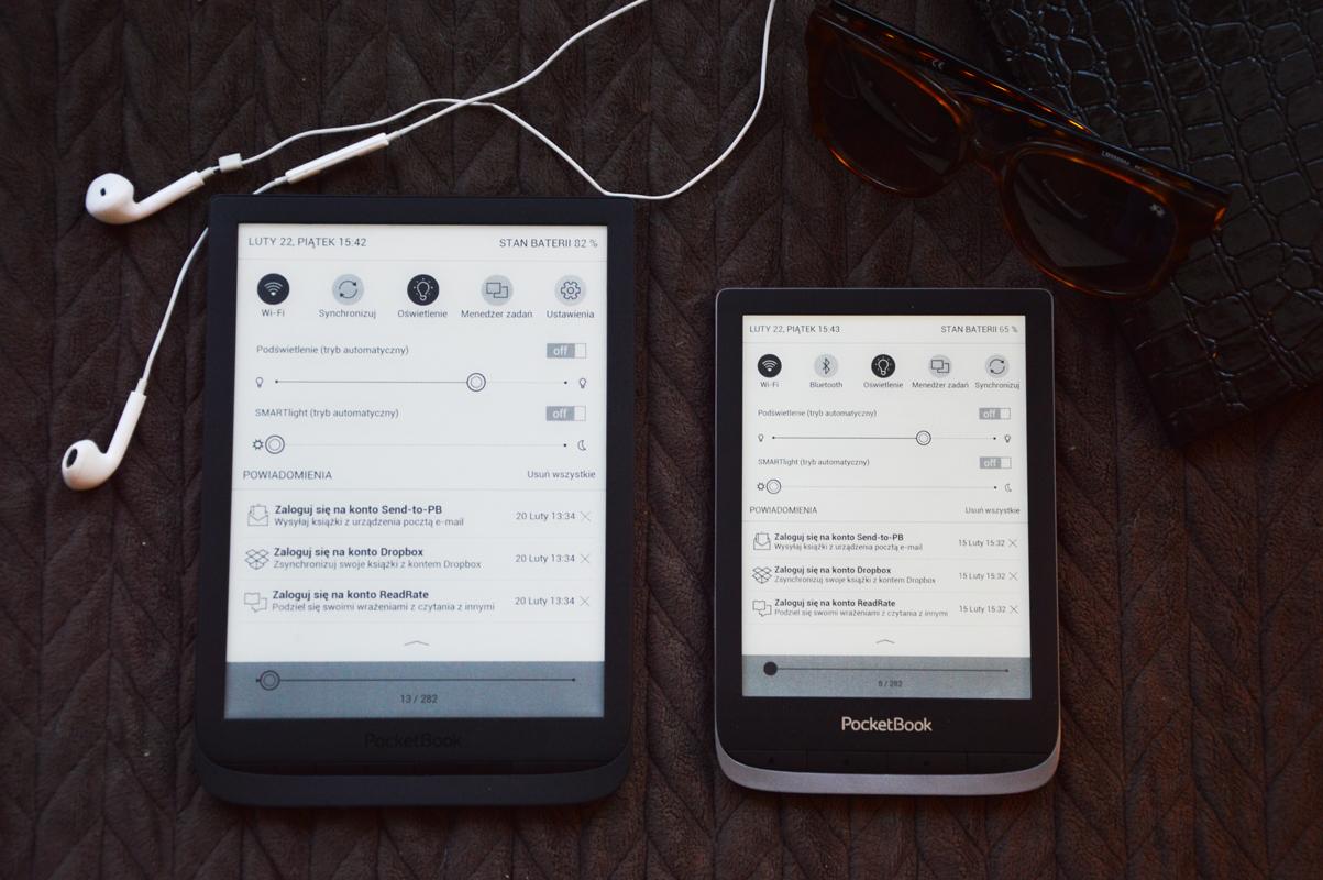 pocketbook inkpad 3 pocketbook hd 3 szybkie ustawienia