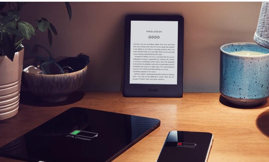 Nowy Kindle 10 z 2019 roku z podświetleniem