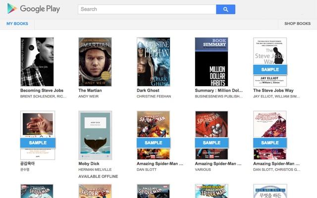 Jak zgrać ebooki z google play na czytnik