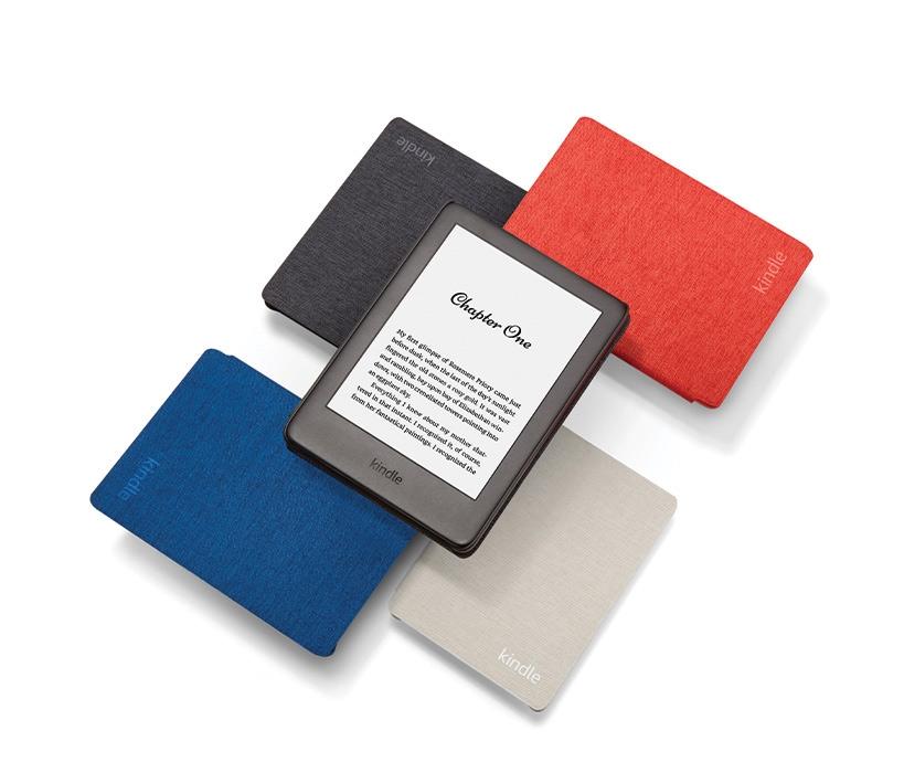 Czytnik Kindle 10 Amazon z podświetleniem