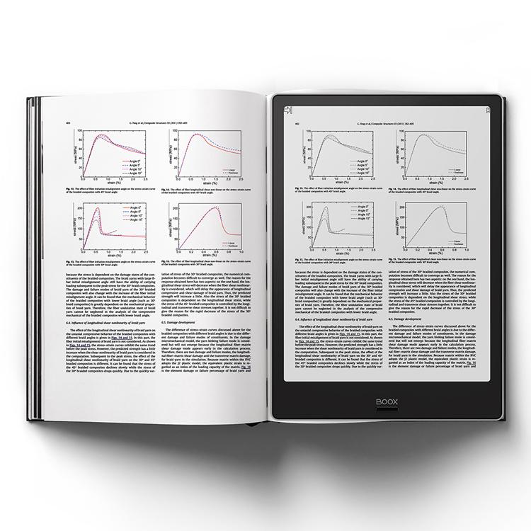 Onyx Boox Note Pro idealny do PDF jak czasopismo