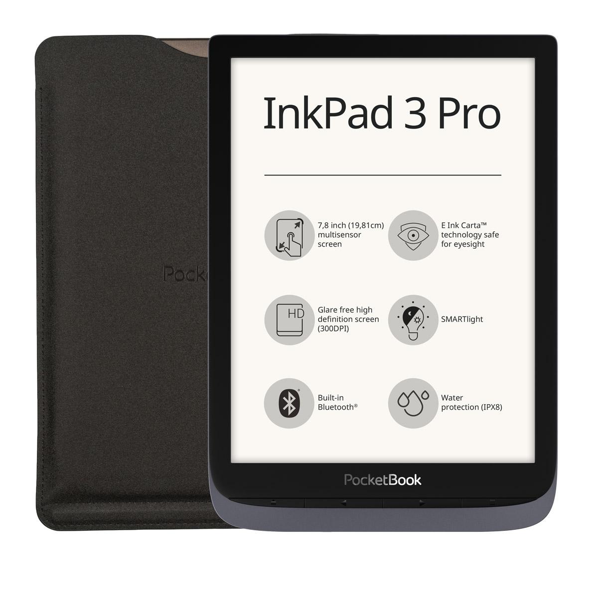 PocketBook InkPad 3 Pro wodoodporny czytnik e-booków