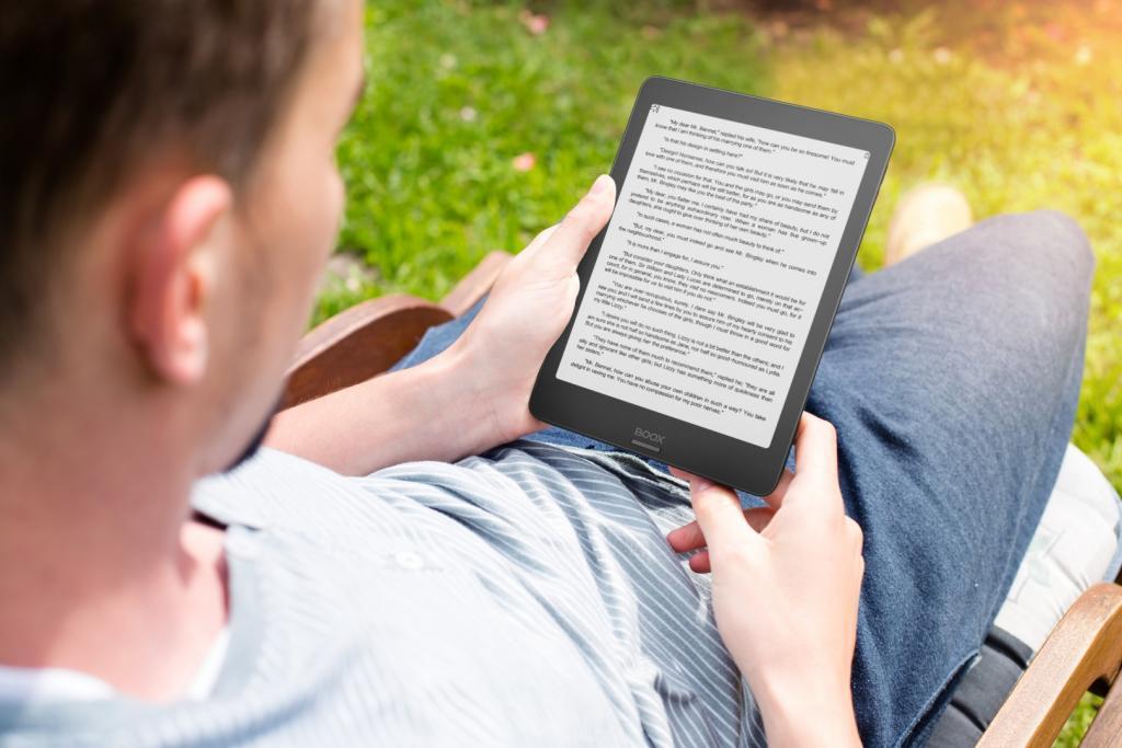 Onyx Boox Nova Pro doskonały czytnik do pdf