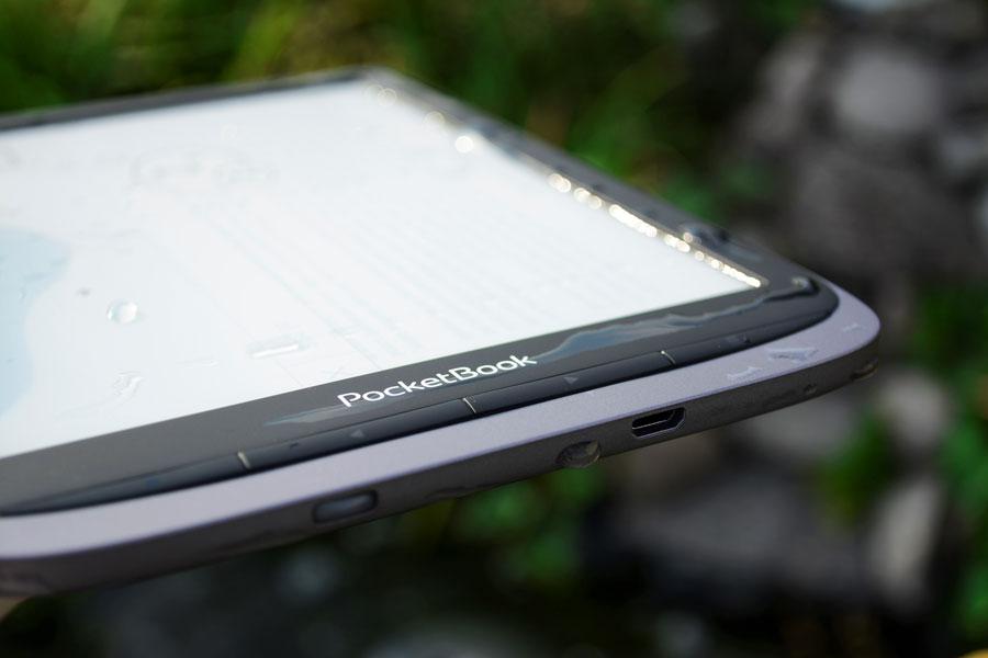 Wodoodporny czytnik e-booków PocketBook InkPad 3 Pro