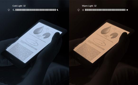 Onyx Boox Nova Pro czytnik z regulowaną barwą podświetlenia