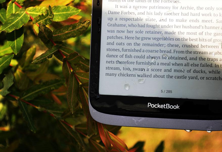 Czytnik PocketBook InkPad 3 Pro wodoodporny