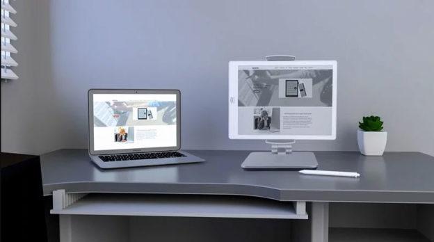 Onyx Boox Max 3 jako dodatkowy monitor do komputera z ekranem E-Ink.