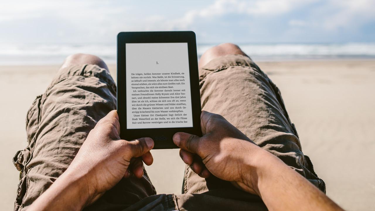 Czytnik e-booków Kindle Paperwhite 4
