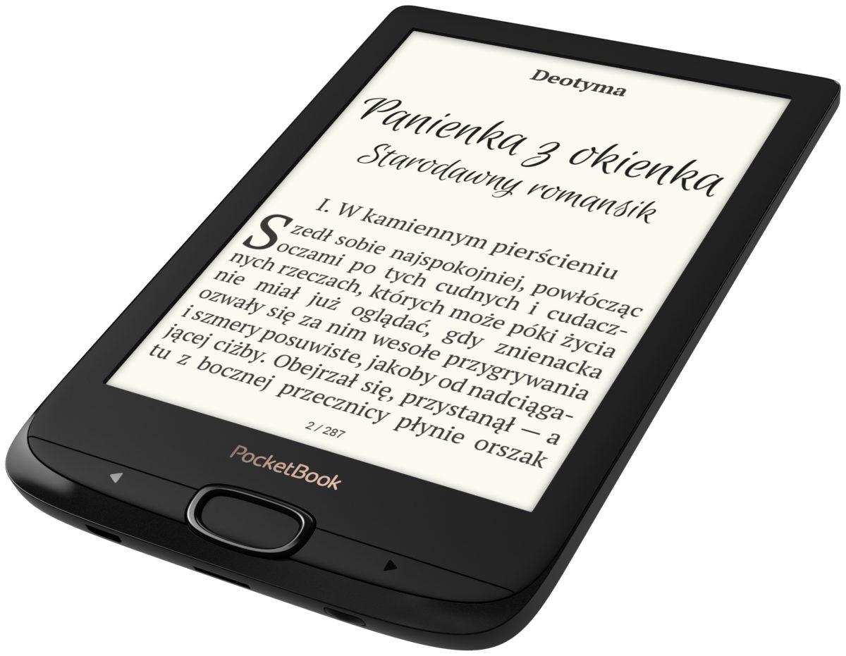 Czytnik e-booków PocketBook Basic Lux 2