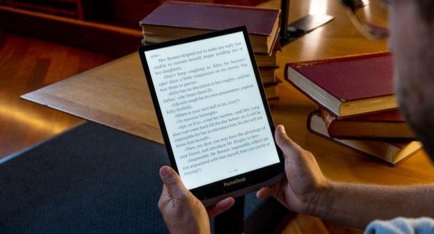 PocketBook InkPad X czytnik z 10,3-calowym ekranem