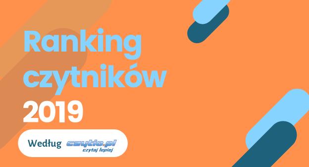 Rankig czytników 2019 według Czytio.pl