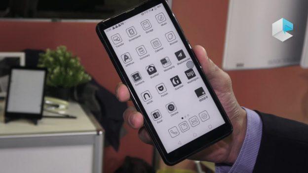 Onyx Boox E-Ink Smartphone