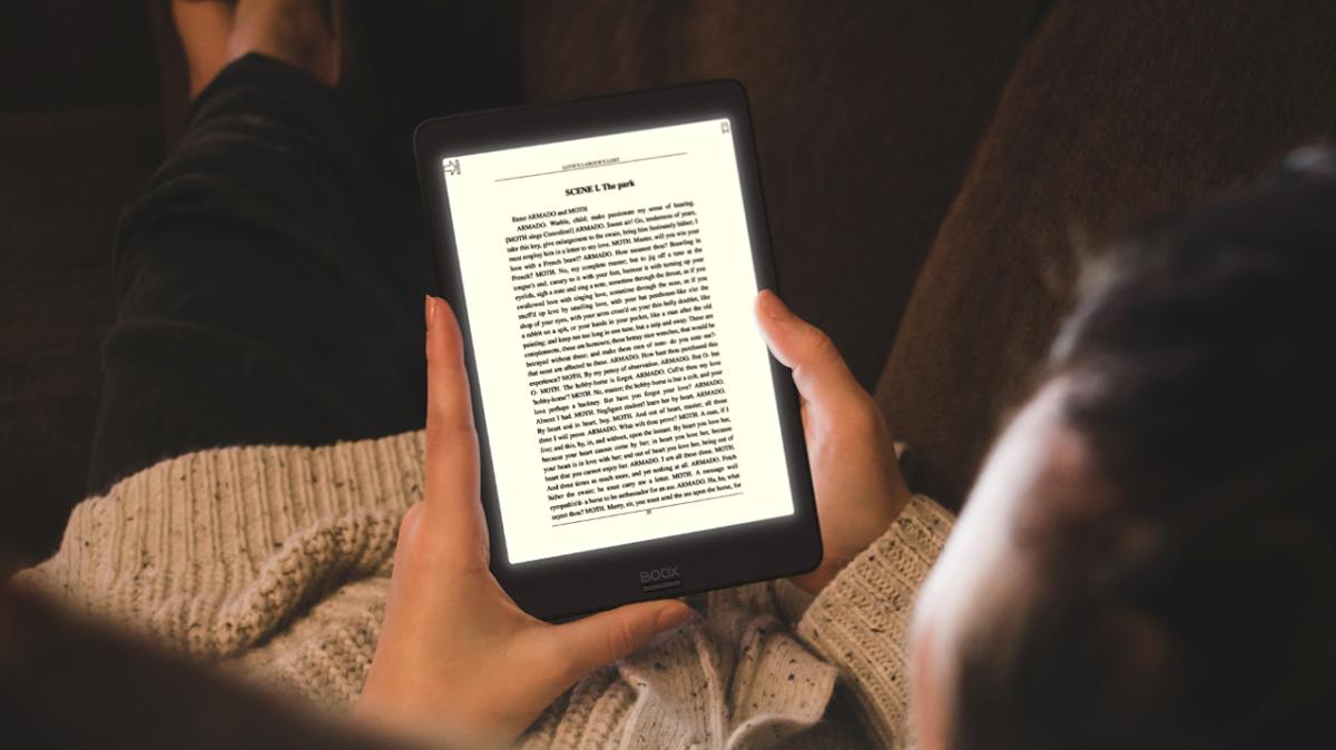 Onyx Boox Nova 3 8-calowy czytnik e-booków z podświetleniem z regulacją barwy