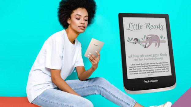 czytnik Pocketbook z kolorowym ekranem