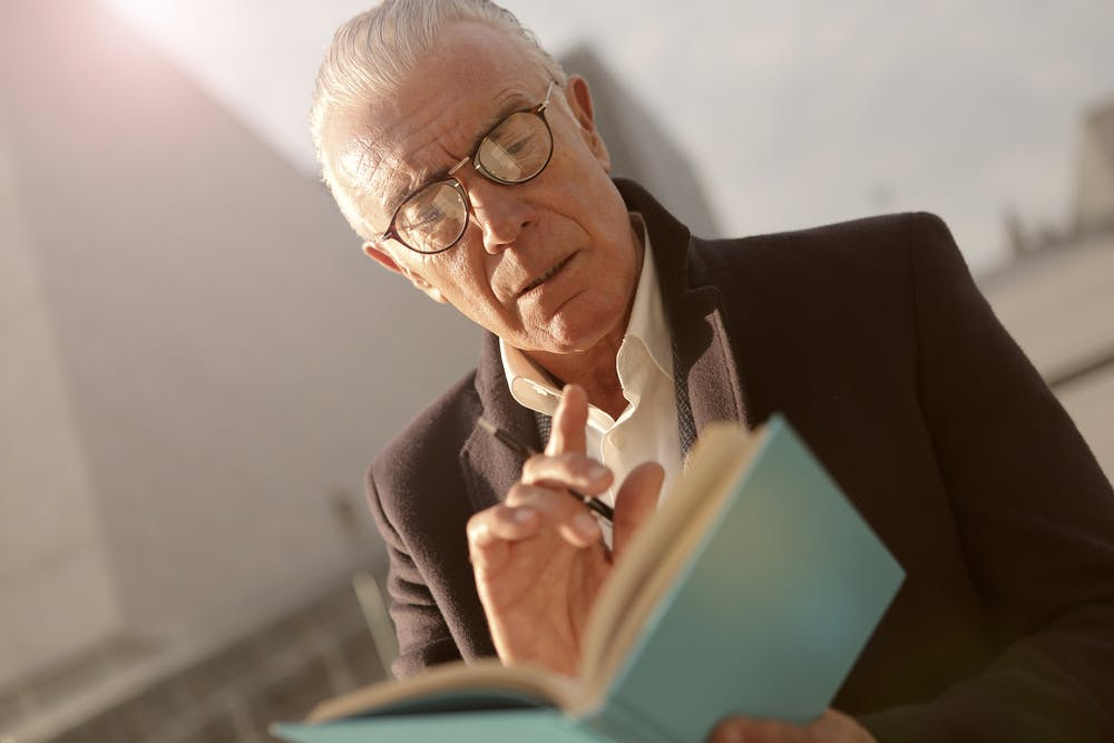 Czytanie pozytywnie wpływa na mózg