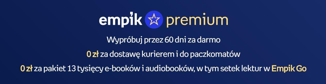 Empik premium za darmo e-booki za darmo czytio.pl poleca