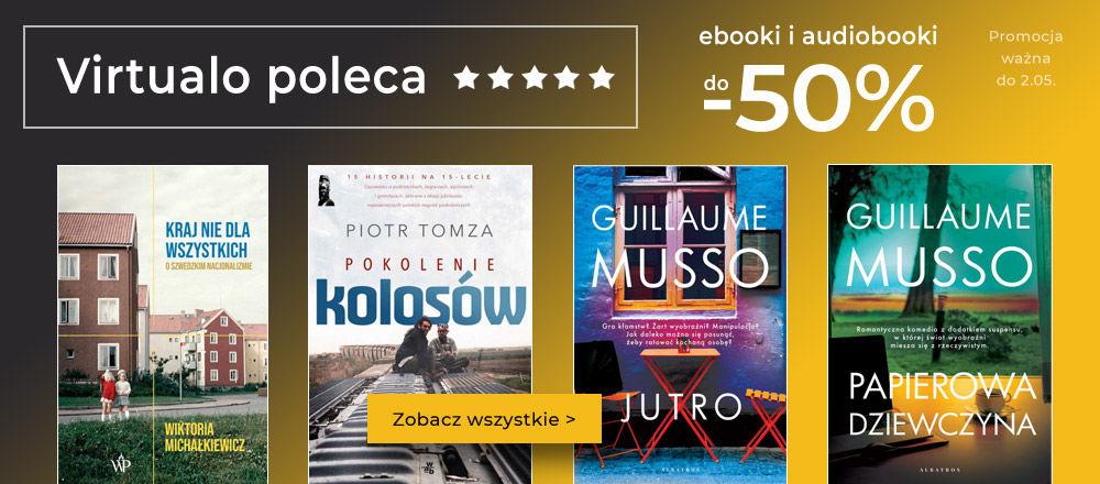 promocja na e-booki czytio.pl poleca