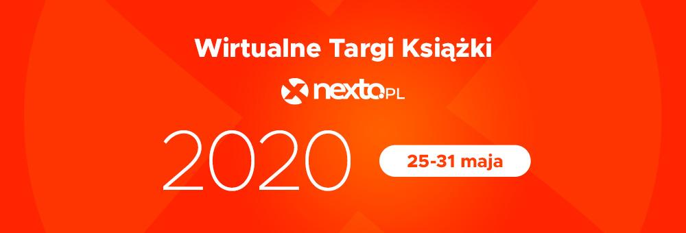 Wirtualne Targi Książki 2020 Nexto