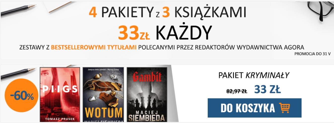 promocje na e-booki czytio.pl