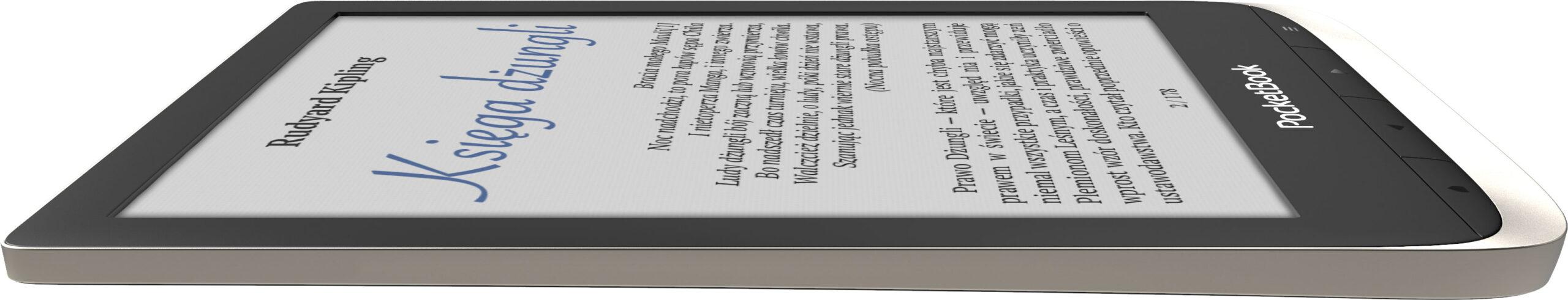 pocketbook color czytnik z kolorowym ekranem