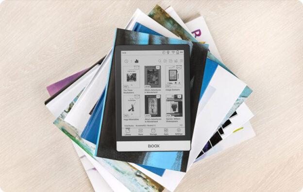 Bardzo szybki czytnik e-booków 6 cali Anroid Onyx Boox Poke 2