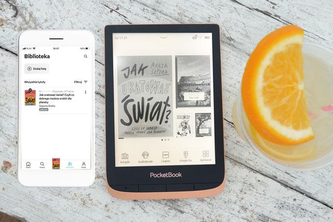 PocketBook Touch HD 3 empik go