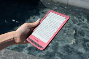 PocketBook Touch Lux 5 test recenzja