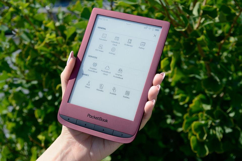 pocketbook touch lux 5 aplikacje