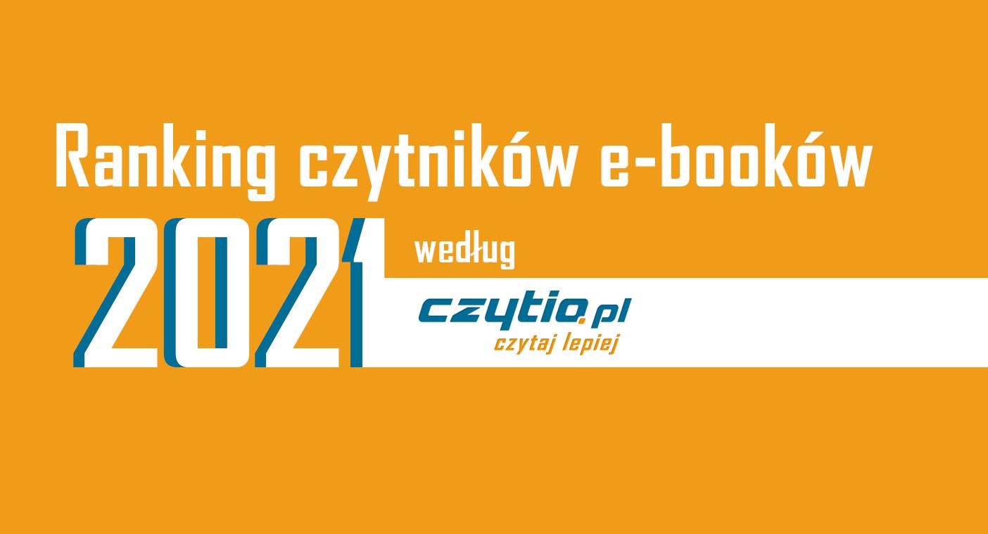 Rankig czytników e-booków 2021