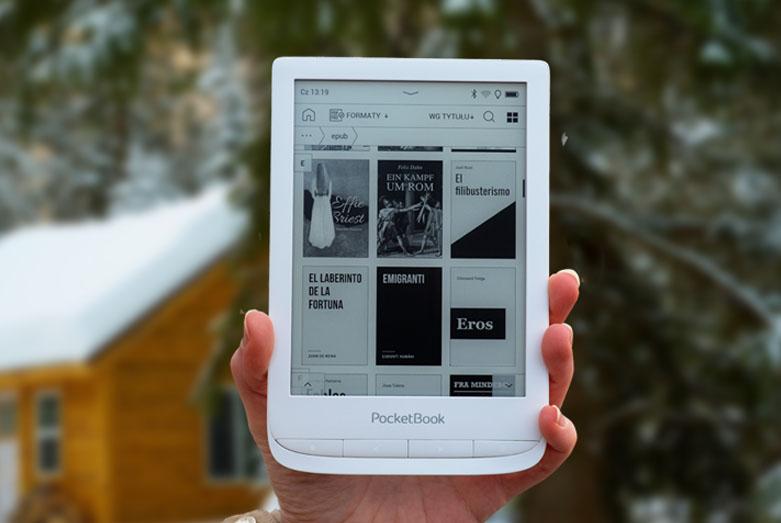 PocketBook Touch HD 3 edycja limitowana