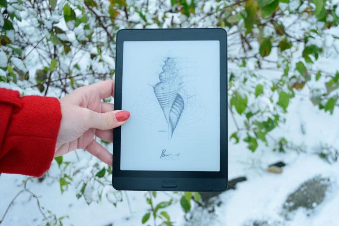 Onyx Boox Nova 3 czytnik e-booków z 7,8 calowym ekranem i Androidem 10